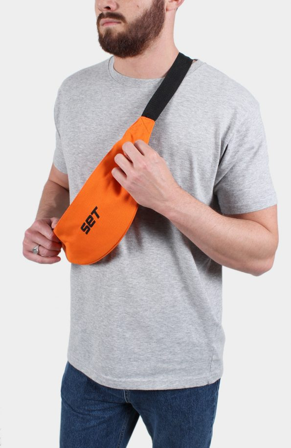 Set Side Bag Orange
