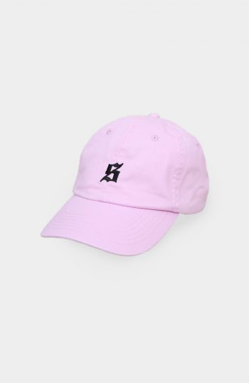 Set Store Pink Polo Cap