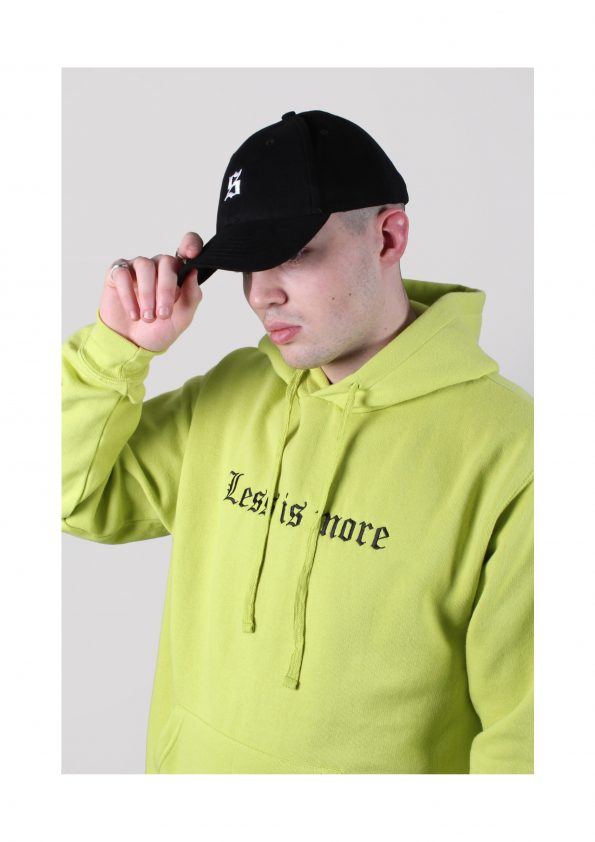 Set Store Less is more hoody