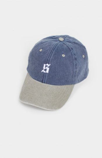 Set S Polo Cap Denim