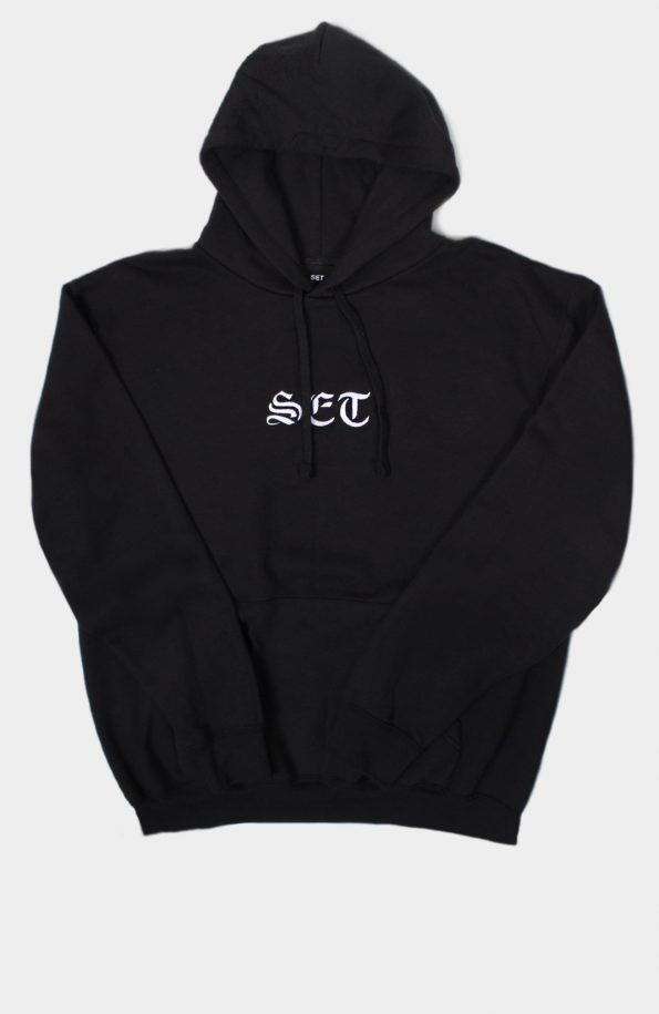 Set Olde English Pullover (Black)