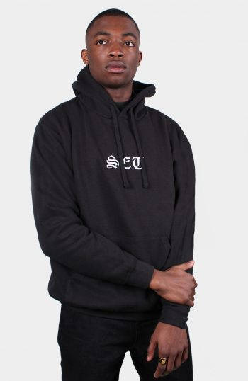 Set Store Black Olde English Pullover