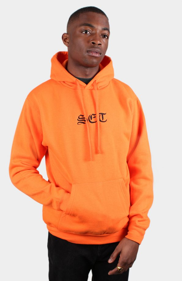 Set Olde English Pullover (Orange)