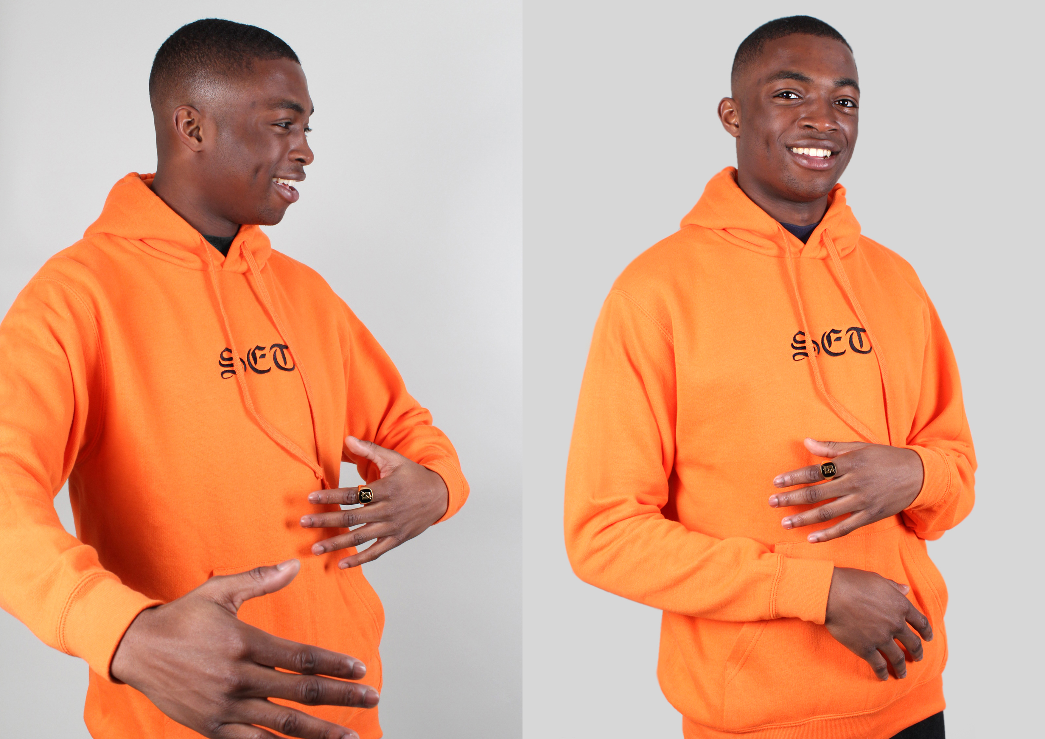 Set Olde English Pullover