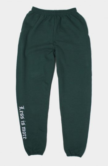 Set Store Less Is More Joggers
