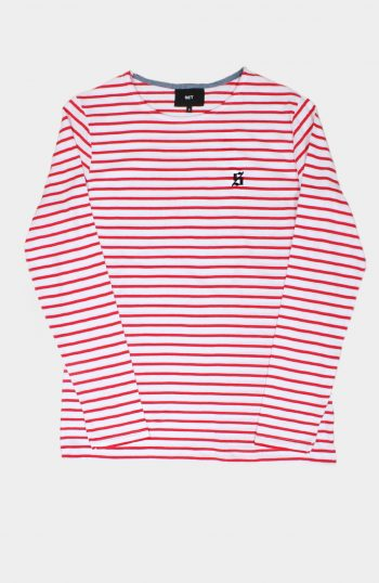 Set Store Red Stripe Tshirt