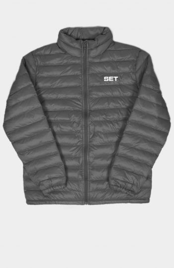 Set Store Padded Puffa Jacket
