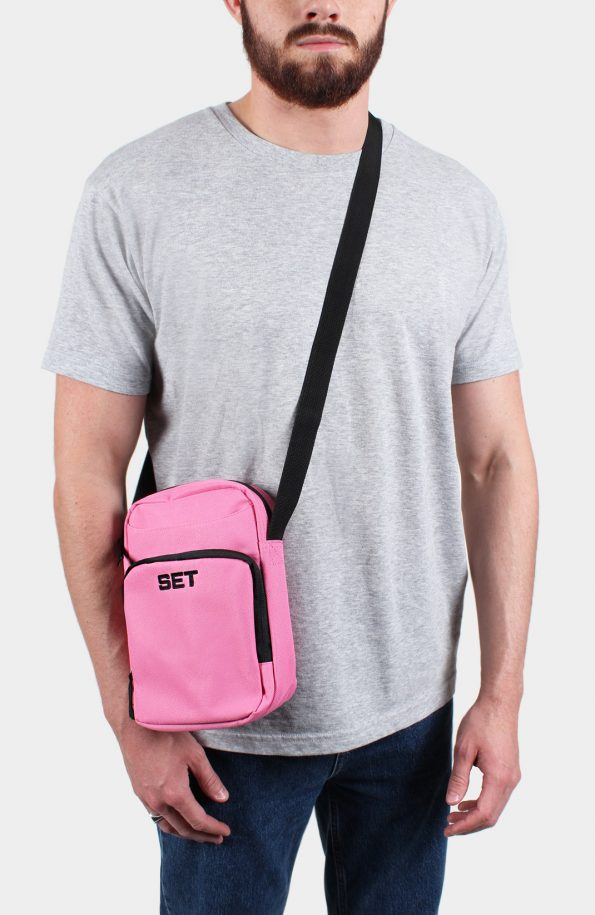 Set Passport Bag - Pink