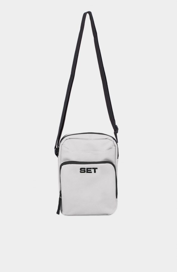 SET Store Utility Passport Bag Grey