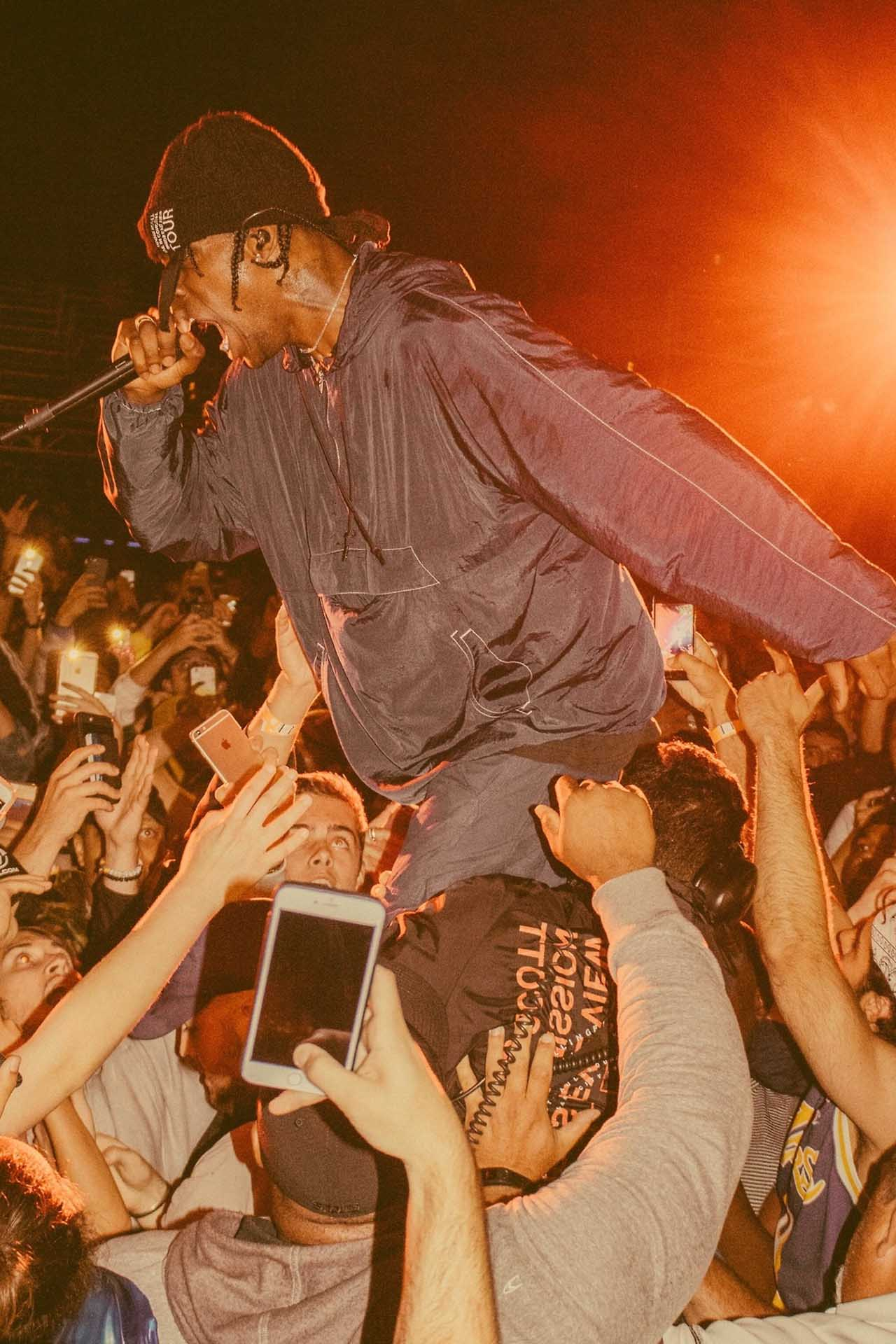 Travis Scott Birds Eye View Tour 2017