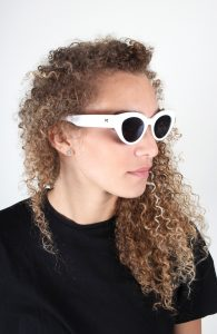 Set Sunglasses White