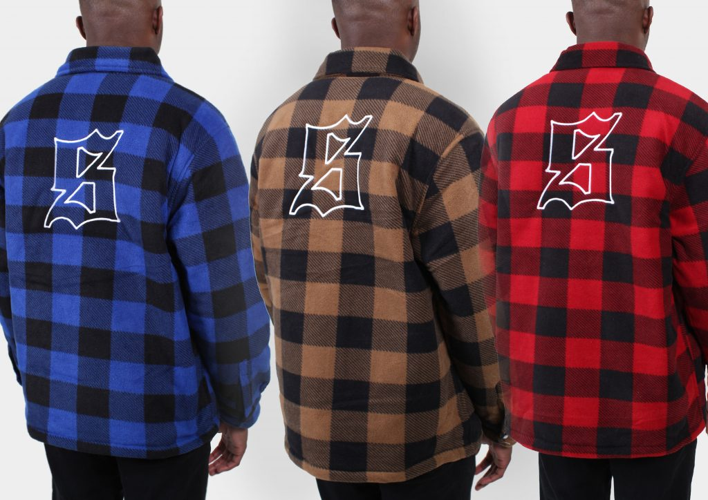 set store flannel shirt