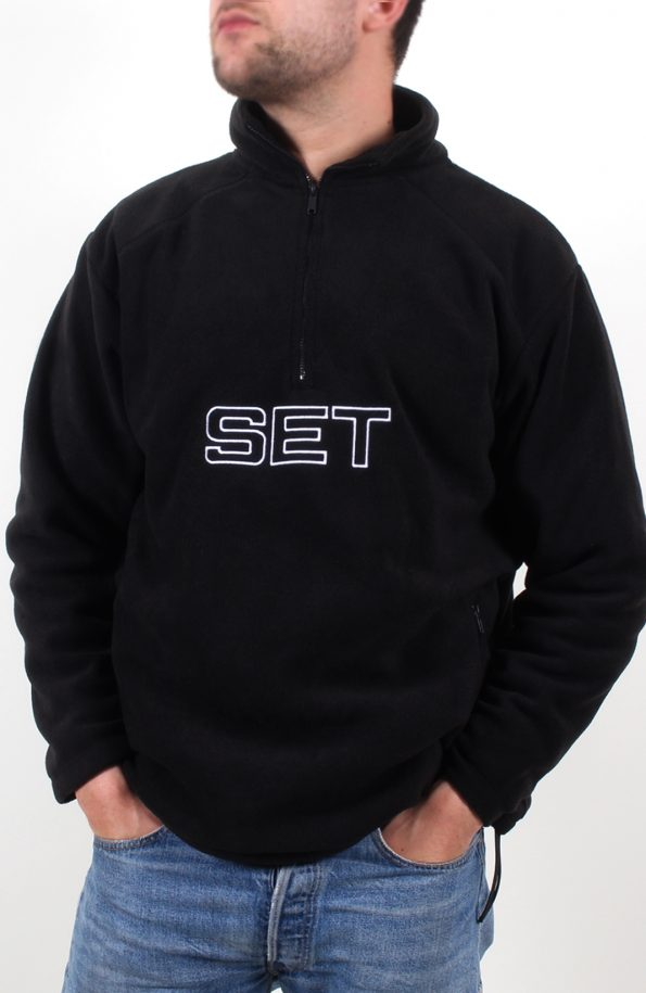 set fleece jacket