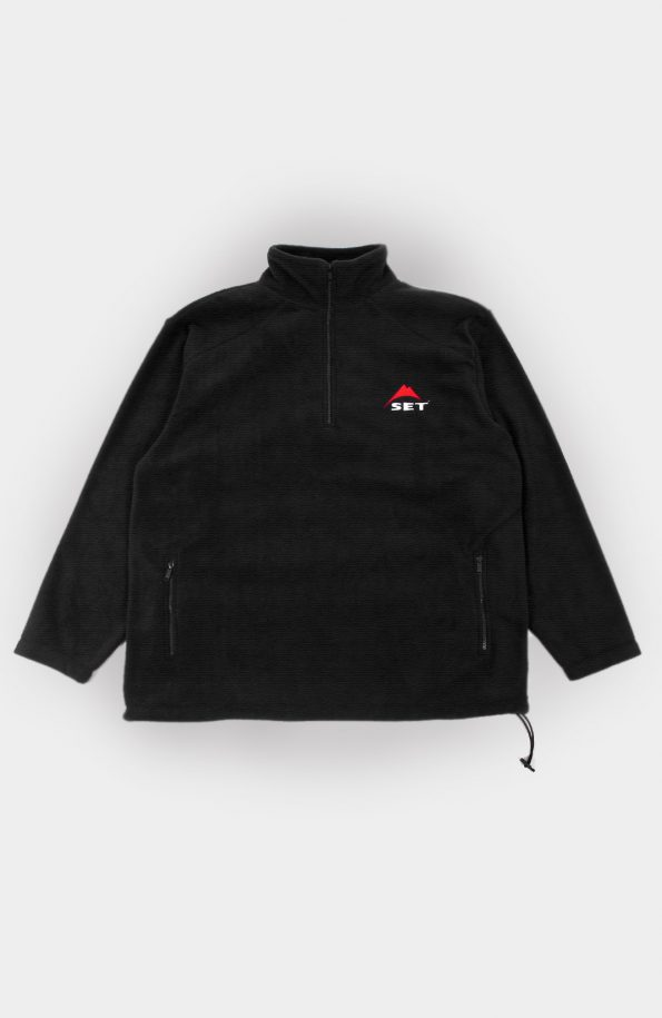 set mountain fleece jacket