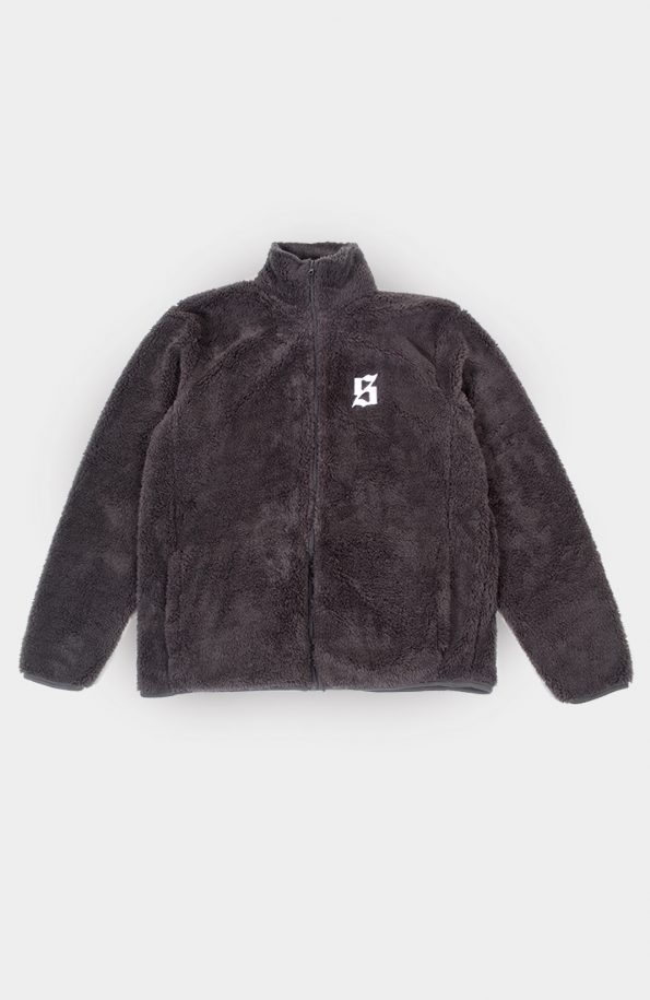 Set Sherpa Fleece Jacket