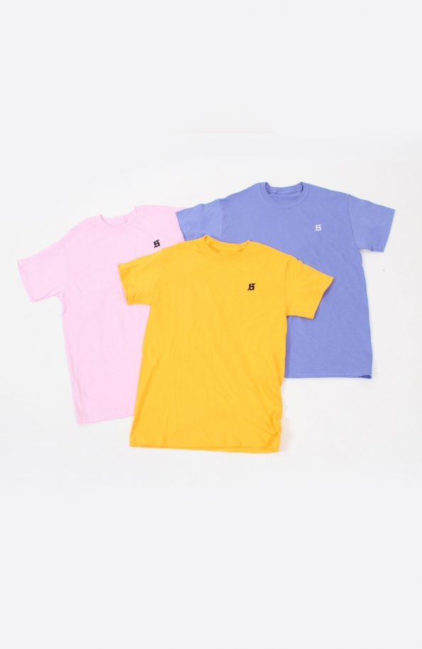 SET S Logo Tshirt (Colour)