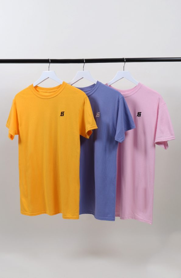 set s logo tee colour