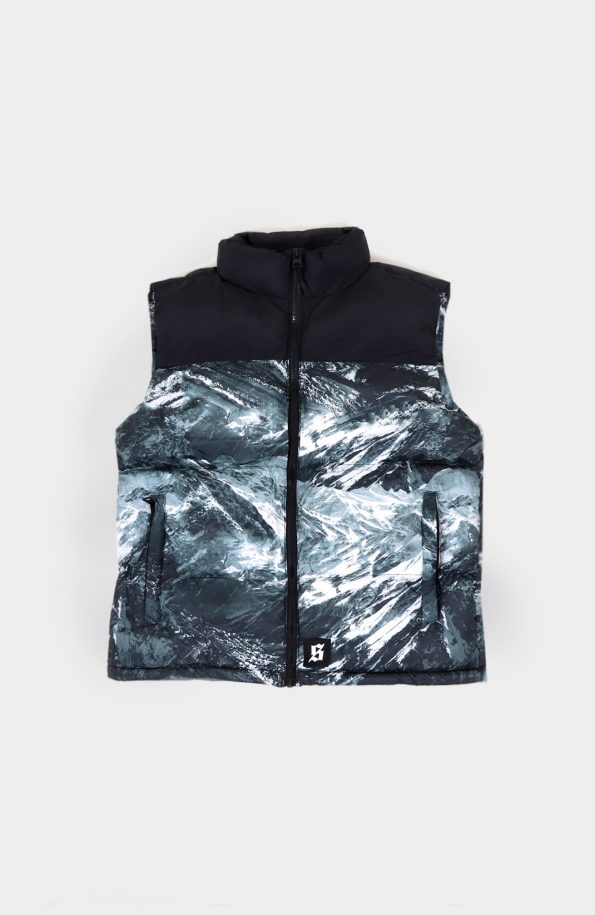 Set Mountain Puffa Gilet