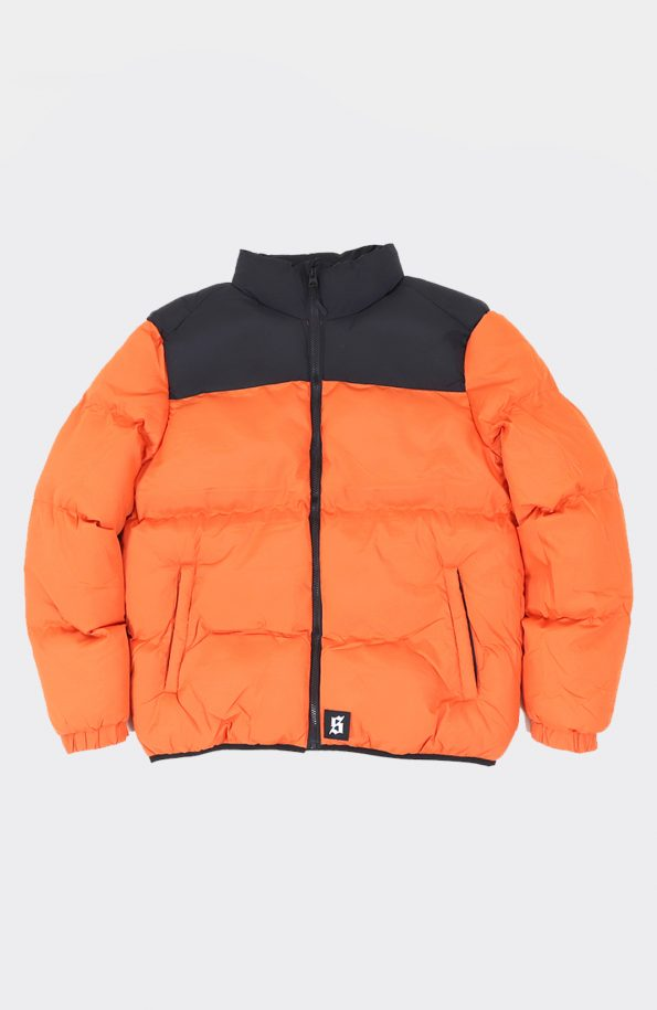 Set Puffa Jacket – Orange