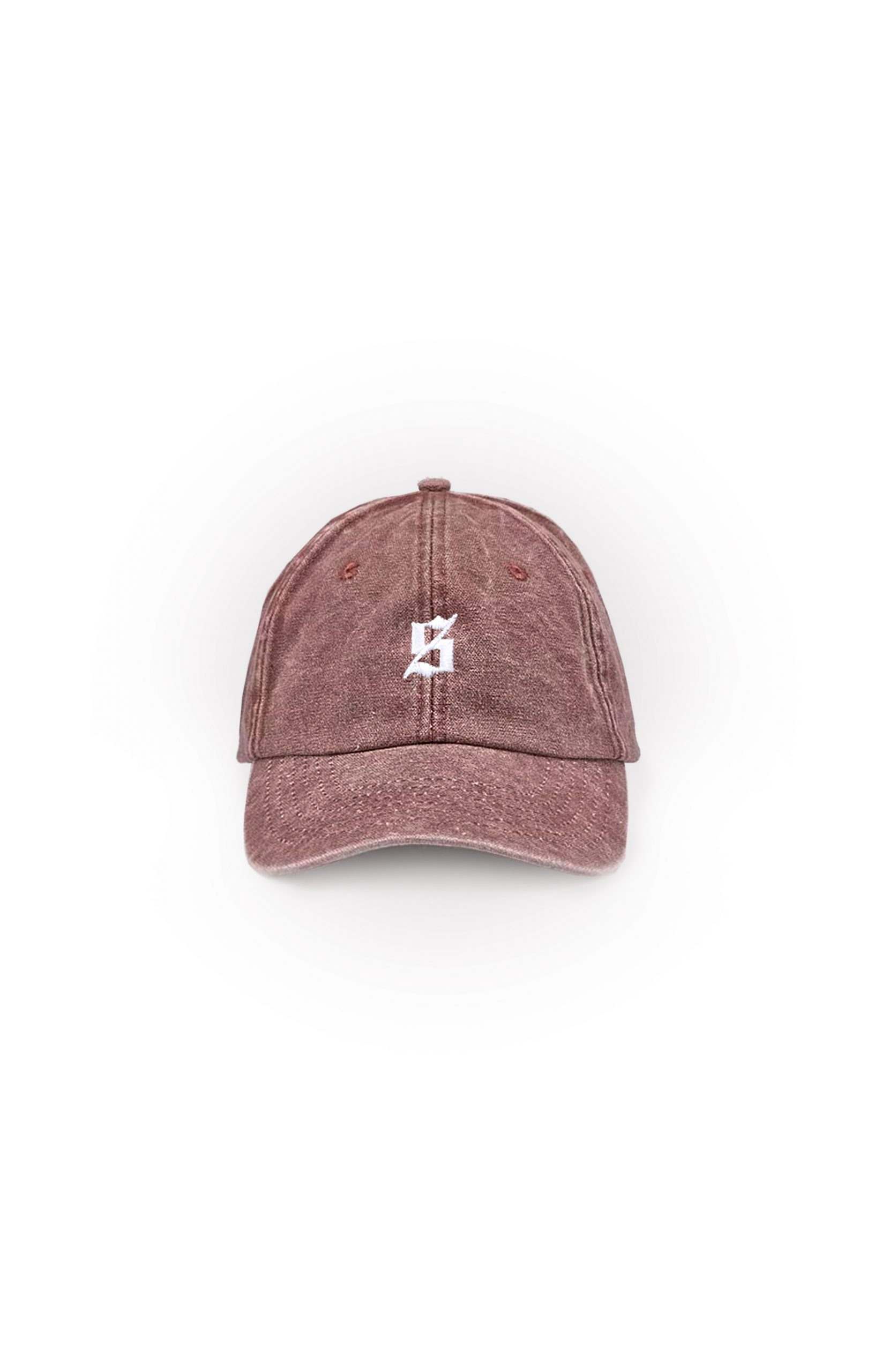 Set S Polo Cap – Washed Red